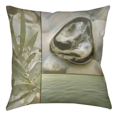 Natural Elements 4 Printed Throw Pillow Size: 14 H x 14 W x 3 D