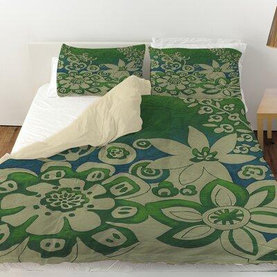 Kyoto Garden 2 Duvet Cover Size: Twin