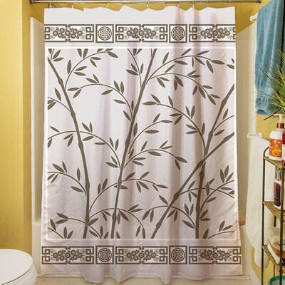 Oriental Treasure Shower Curtain