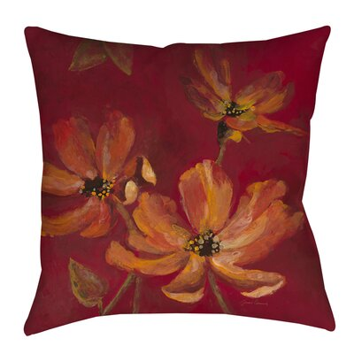 Alok Indoor/Outdoor Throw Pillow Size: 18 H x 18 W x 5 D