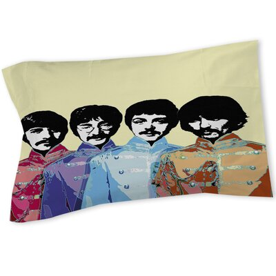 Sixties Legacy Sham Size: Queen/King