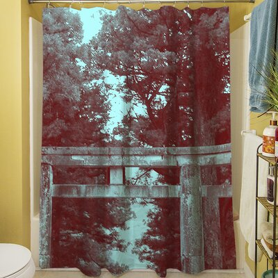Nikko Gate Shower Curtain