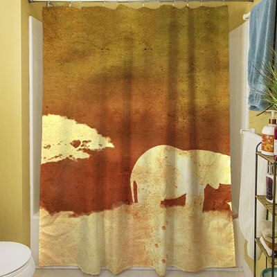 Safari Sunrise I Shower Curtain