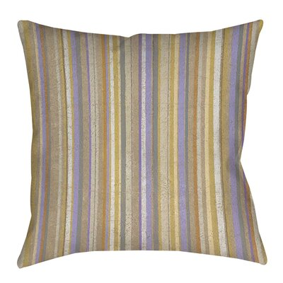Plum Scene 2 Indoor/Outdoor Throw Pillow Size: 18 H x 18 W x 5 D