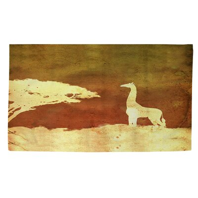 Safari Sunrise 4 Multi Area Rug Rug Size: 4 x 6