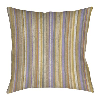 Plum Scene Printed Throw Pillow Size: 16 H x 16 W x 4 D