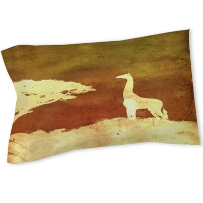 Safari Sunrise 4 Sham Size: Twin