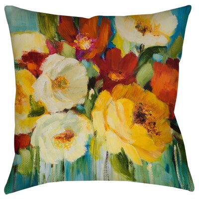 Marya 1 Indoor/Outdoor Throw Pillow Size: 16 H x 16 W x 4 D