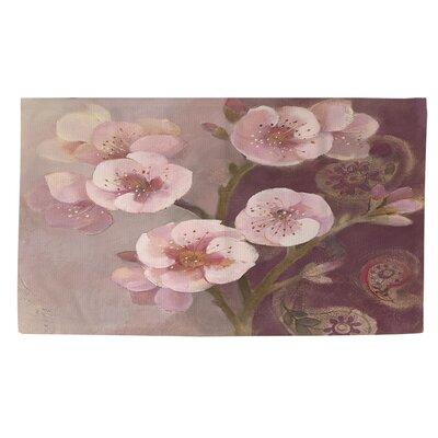 Gypsy Blossom 2 Area Rug Rug Size: 4 x 6