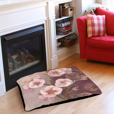 Gypsy Blossom 2 Pet Bed Size: 40 L x 30 W