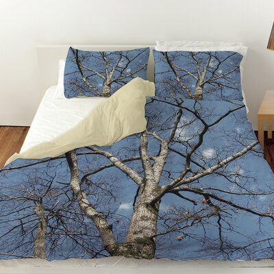 Reach for the Sky Duvet Cover Size: Twin