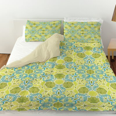 Funhouse 47 Duvet Cover Size: Twin