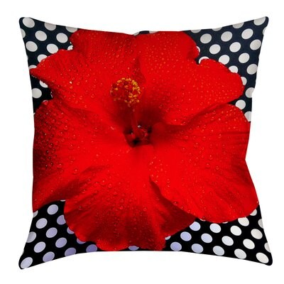 Modern Printed Throw Pillow Size: 14 H x 14 W x 3 D