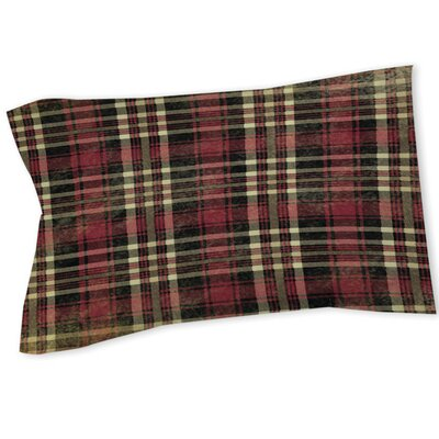 Plaid Sham Size: Queen/King