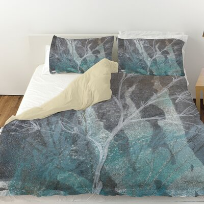 Kinard 4 Duvet Cover Size: Queen