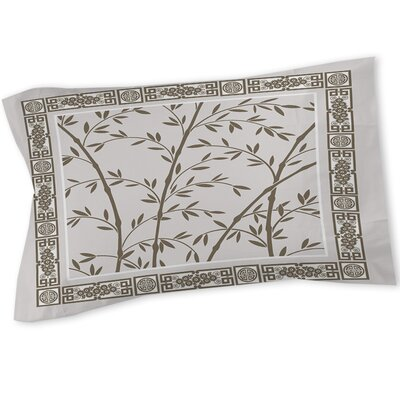 Oriental Treasure Sham Size: Twin
