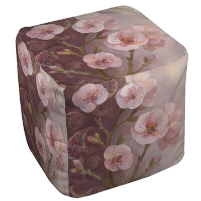 Gypsy Blossom 1 Ottoman