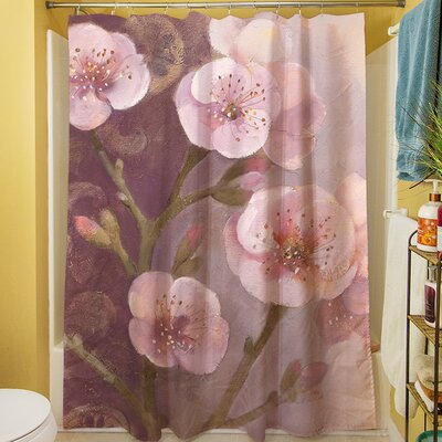 Gypsy Blossom I Shower Curtain