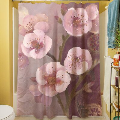 Gypsy Blossom II Shower Curtain