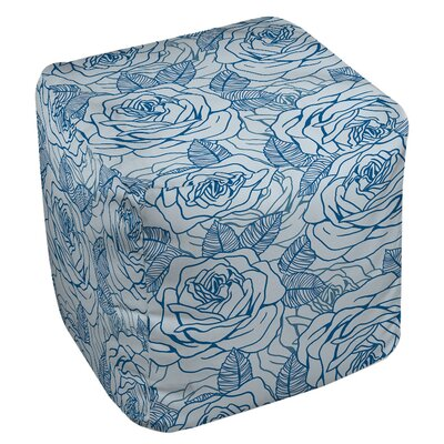 Rose Tonic Pouf