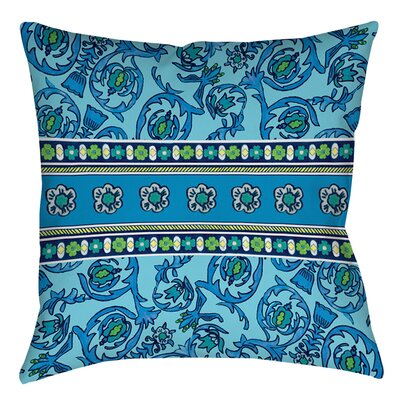 New Beginnings Printed Throw Pillow Size: 26 H x 26 W x 7 D