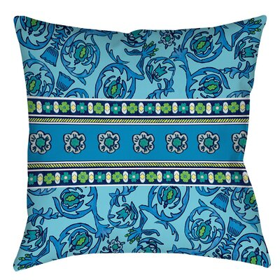 New Beginnings Indoor/Outdoor Throw Pillow Size: 20 H x 20 W x 5 D