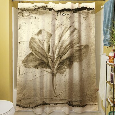 Floral Impression IX Shower Curtain