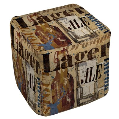 Old Lager Pouf
