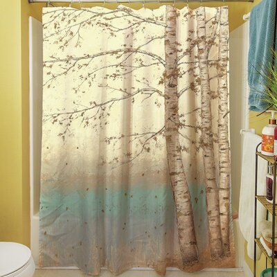 Addis Printed Shower Curtain