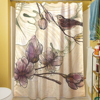 Phalang�re Shower Curtain