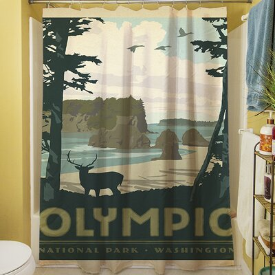 Olympic Shower Curtain
