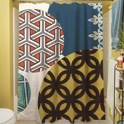 Paper Lanterns I Shower Curtain