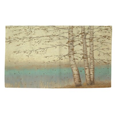 Golden Birch 1 Area Rug Rug Size: 4 x 6