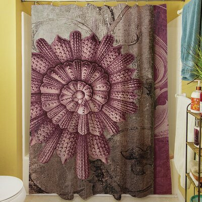 Shore Lines II Shower Curtain