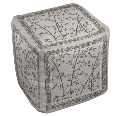 Oriental Treasure Pouf