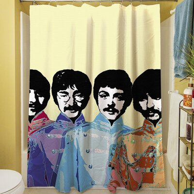 Sixties Legacy Shower Curtain