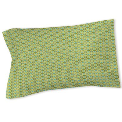 Funhouse Sham Size: Twin, Color: Green