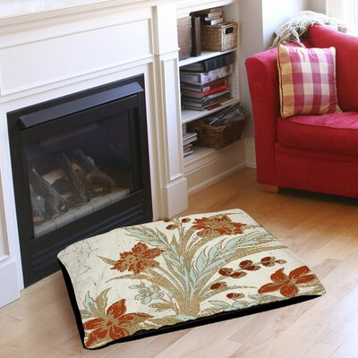 Garden Tile 3 Pet Bed Size: 28 L x 18 W