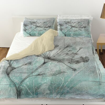 Kinard 1 Duvet Cover Size: Queen