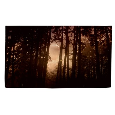 Forest Skyline Area Rug Rug Size: 4 x 6
