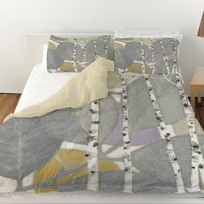 Birch Leaf 1 Duvet Cover Collection