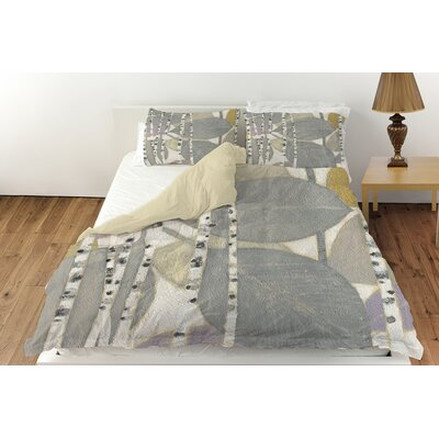 Birch Leaf 2 Duvet Cover Collection