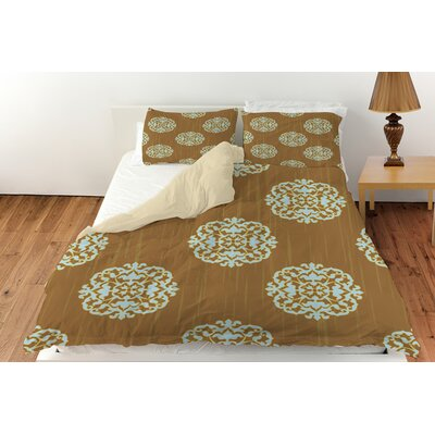 Bold in Blue Medallion Duvet Cover Collection