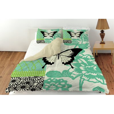 Butterfly Journey 1 Duvet Cover Collection