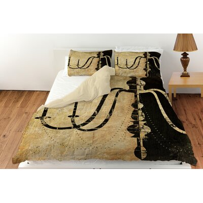 Chandelier 2 Duvet Cover Collection