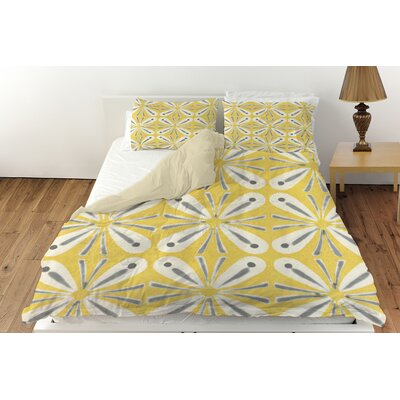 Citron and Slate 1 Duvet Cover Collection