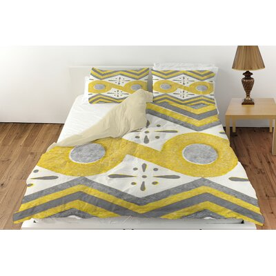Citron and Slate 2 Duvet Cover Collection