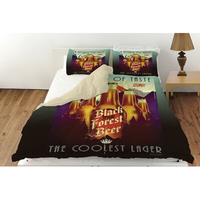 Black Forest Beer Duvet Cover Collection