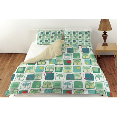 Deco Palm Duvet Cover Collection