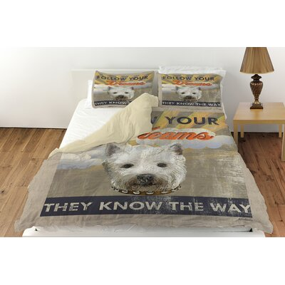 Dog Days - Pek Pup Duvet Cover Collection